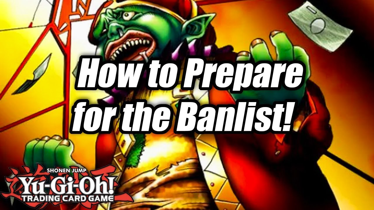 How to Prepare for a Yu Gi Oh Tournament