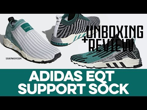 0c09094842f UNBOXING+REVIEW - adidas EQT Support Sock