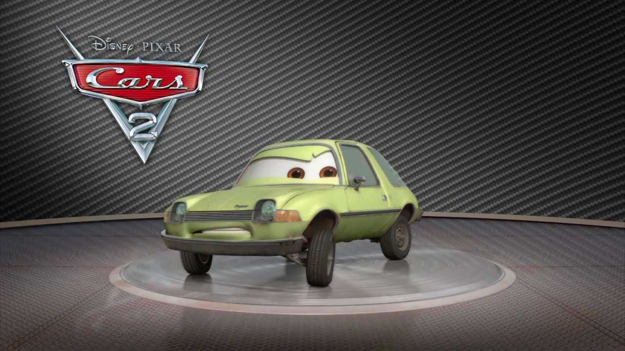 Cars 2 Acer Showroom Turntable Official Hd Youtube
