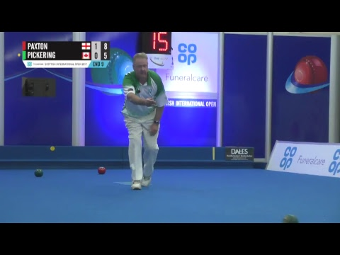 Co-op Funeral Care Scottish International Open 2017: Session 3