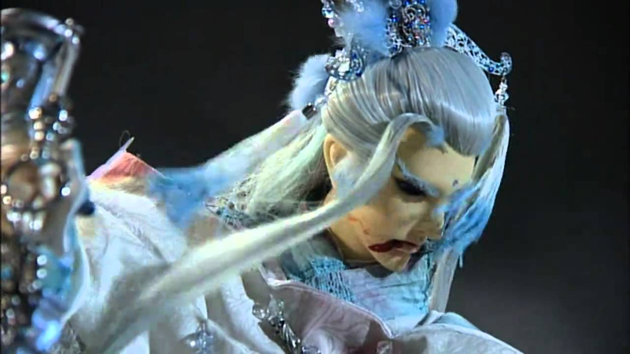 霹靂布袋戲-太荒神決第六戰 靖滄浪vs寂滅邪羅(敗亡) 720P - YouTube