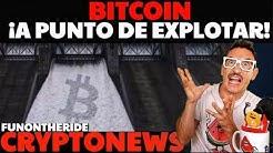 #BITCOIN a punto de EXPLOTAR! 💣💥💥¡PROHIBICIÓN MINERA en CHINA!⛔ #Crypto #News FunOntheRide
