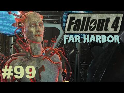 Fallout 4 - 99 - [Far Harbor DLC] - Höpötellään DiMA:n kanssa...