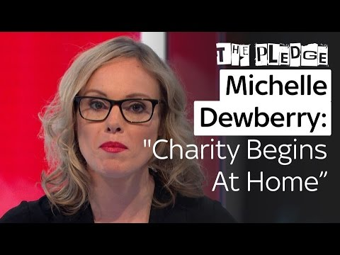 """Foreign Aid - Charity Begins At Home"" 