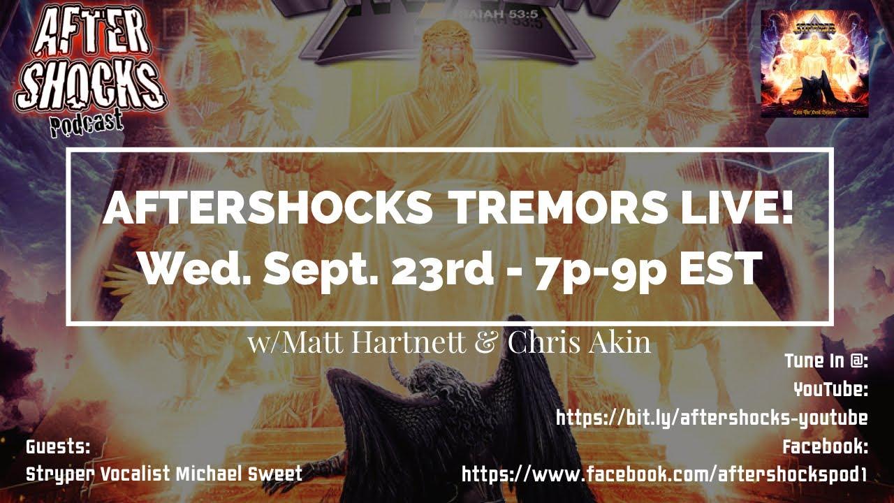 Aftershocks Tremors Live  6