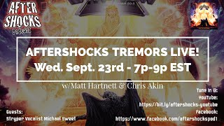 Aftershocks Tremors Live #6