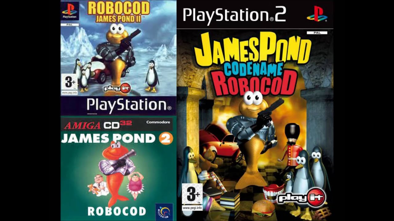 James pond codename robocod online dating