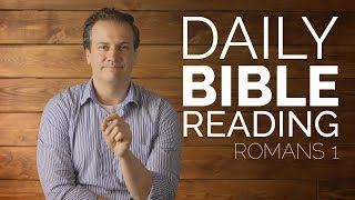 Romans 1 - Daİly Bible Reading