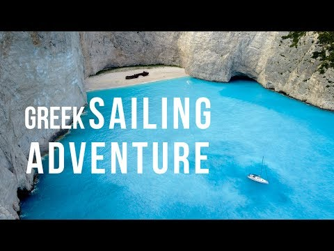 Sailing Around the Ionian Sea - Greece