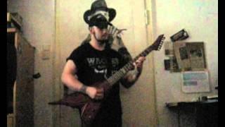 Amon Amarth - Siegreicher Marsch - Guitar Cover