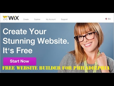 Web Design Philadelphia, web design and free hosting 2017