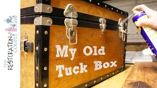 Found my old tuck box!