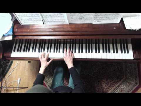 (HD) Chopin Nocturne in E Minor, Op. 72, No. 1 (Posthumous)