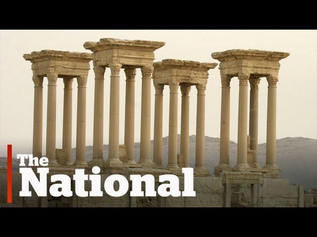 Resurrecting Palmyra's Tetrapylon with 3D printing