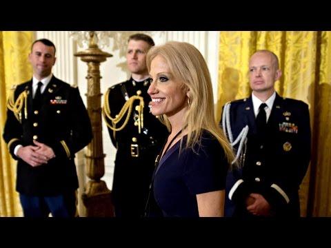Kellyanne Conway under fire for plugging Ivanka Trump brand