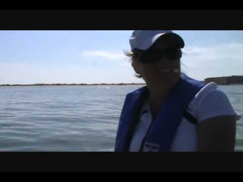 "Part 4 - ""Spindrift"" sailing adventure to Ship Island, Mississippi Gulf Coast"