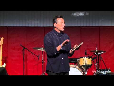 Erwin McManus:  The Artisan Soul - Biola University Chapel