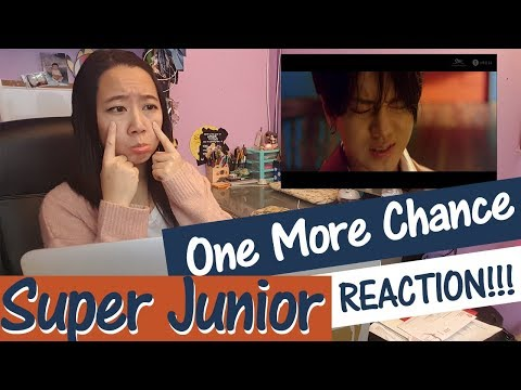 Super Junior - One More Chance Reaction  ♫