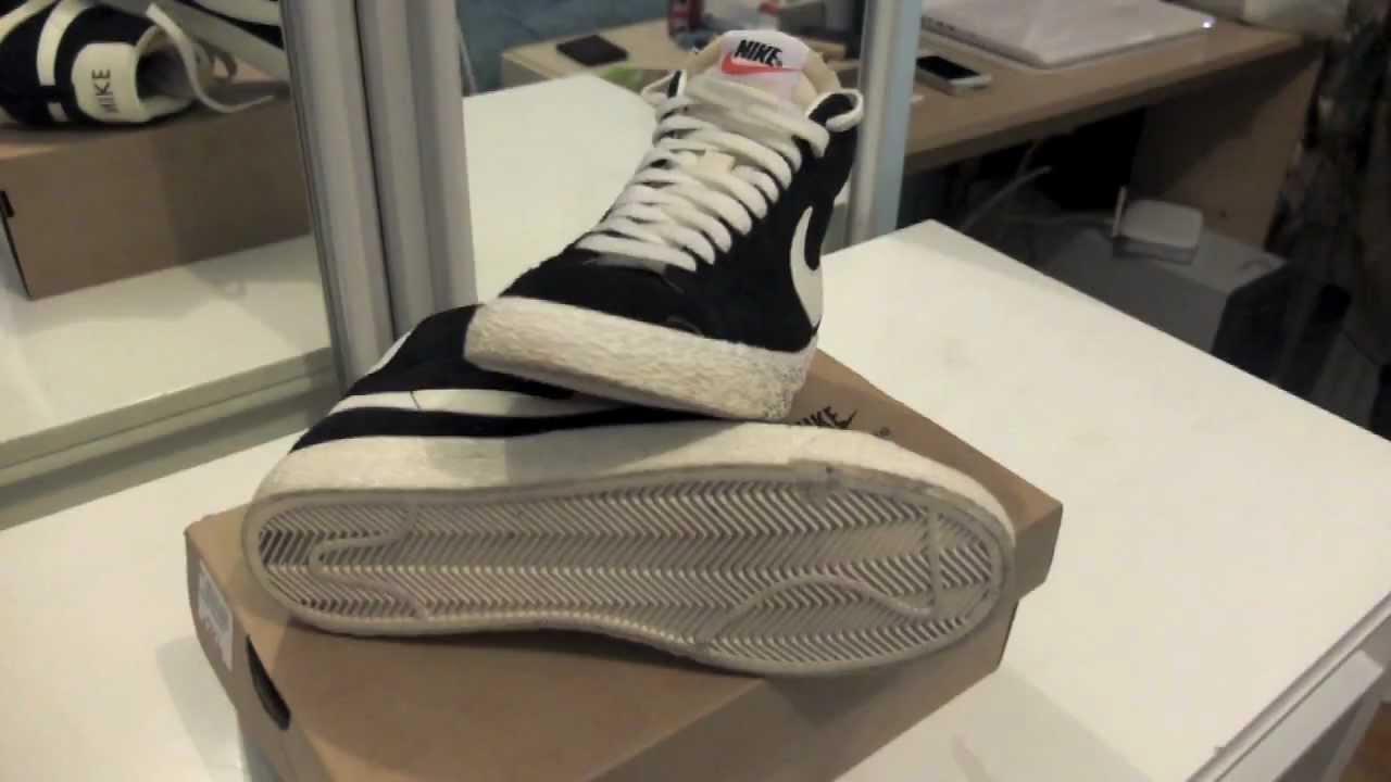 Nike Blazer Haute Revue Vintage