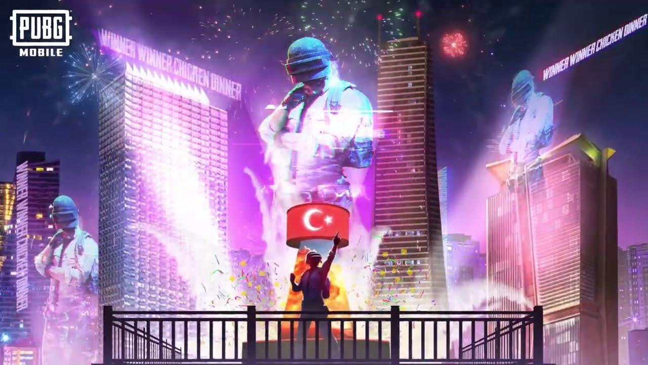 PUBG Mobile Türkiye - Cumhuriyet Bayramı Kutlu Olsun!