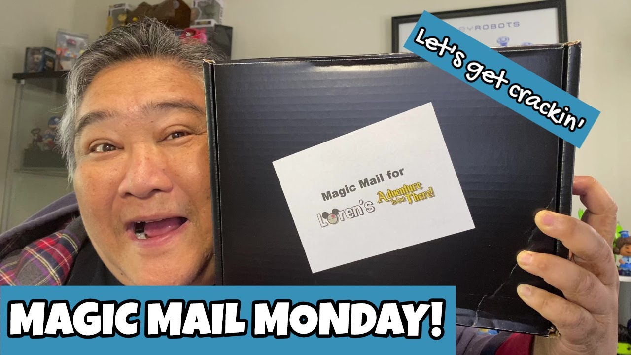 MAGIC MAIL MONDAY & MORE! || Let's get crackin'