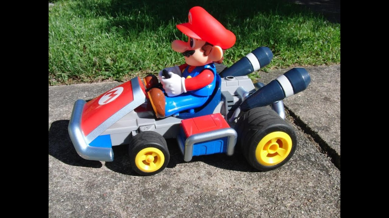 Carrera RC Mario Kart™ 7 Review