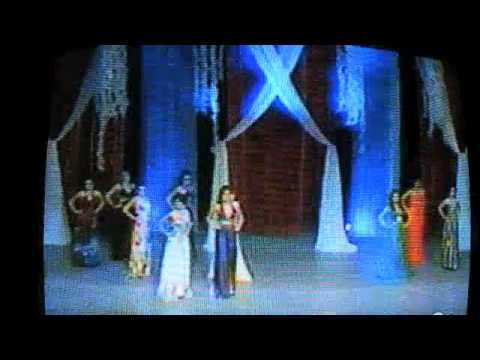Ana Cecilia Ortiz Rodriguez Nuestra Belleza Tamaulipas 2010 parte 1