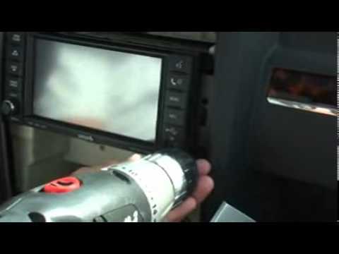 Mygig Lockpick Installation in a Chrysler 300C