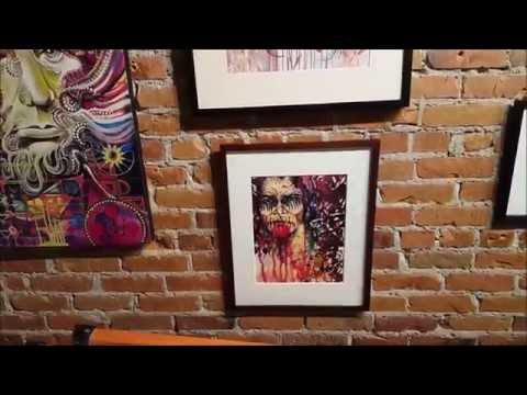 La Cocina: Seattle Art Fair Exhibition Walk-through