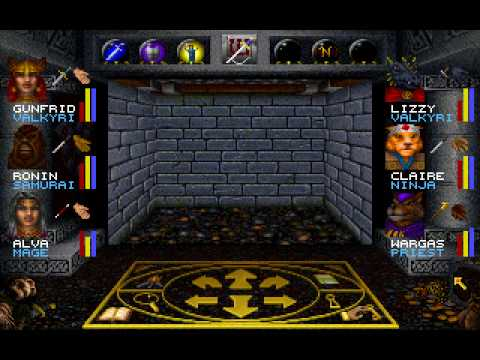 Let's Play Wizardry 7, Part #31 - I See Dead People |