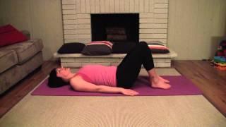 Hip Fold - Pilates