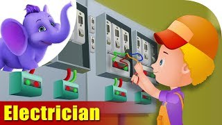 Electrician - Rhymes on Profession