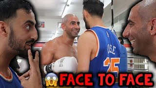 Gambar cover Face To Face With My Opponent | Slim VS Fousey
