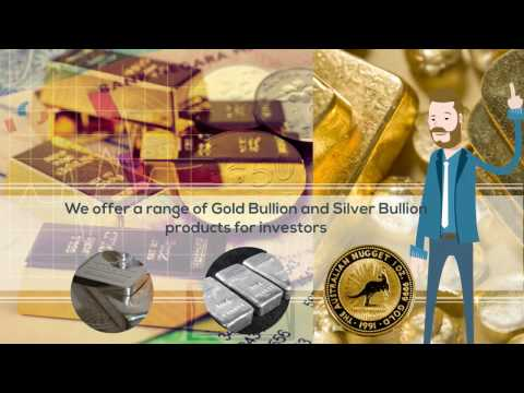 Melbourne Gold Company : Buy Gold Bullion Melbourne