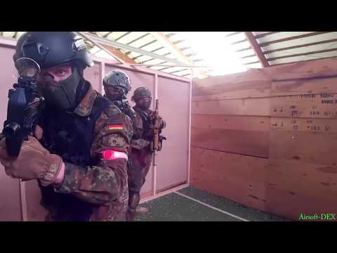 Airsoft-DEX | How to clear Buildings | Airsoft CQB Tactics