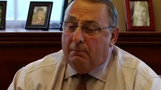 Maine Gov. LePage Vows He Wont Resign