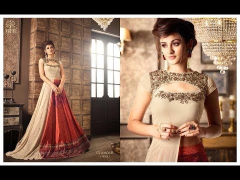 76182976ad Latest Indian Dresses Collections 2018 || MOHINI FASHION || MOHINI FASHION  GLAMOUR VOL 41 - YouTube
