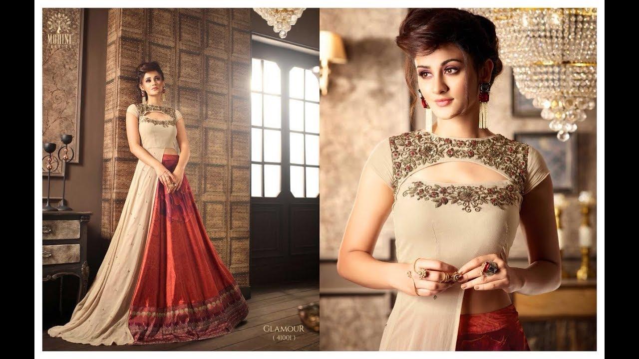 3208a583b7 Latest Indian Dresses Collections 2018 || MOHINI FASHION || MOHINI FASHION  GLAMOUR VOL 41