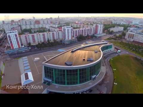 Башкирия. Уфа.Пожалуй, самый красивый ролик о Башкортостане.