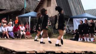 """""""Иридан"""". Выступление Школы ирландского танца (11.08.2012)"""