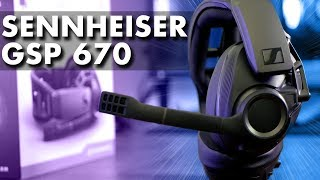 Sennheiser GSP 670 | TEST | Le nouveau roi des casques gamer sans-fil ?