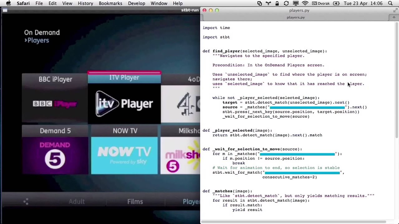 GTAC 2013: Automated Set-Top Box Testing with GStreamer and OpenCV
