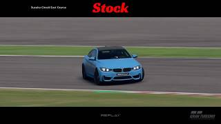 GT SPORT: M4 Drift Stock VS Tuned