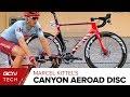 Marcel Kittel's Canyon Aeroad CF SLX Disc | Team Katusha's Pro Road Bike