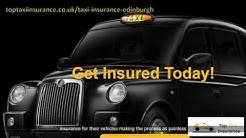 Edinburgh Taxi Insurance Company