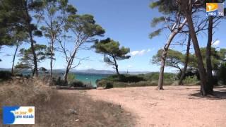 Escale l'île de Porquerolles