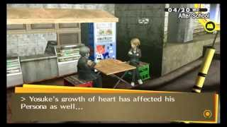 Persona 4 Golden - LoI Challenge - 20/04/2011