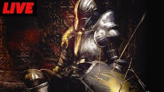 Demon's Souls For The First Time Live