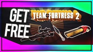 TF2 Cheats: How To Get/Unlock ALL Achievements Items & Weapons! (WORKING 2018)