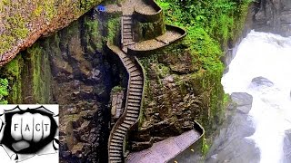 Top 10 Most Famous Stairways In The World